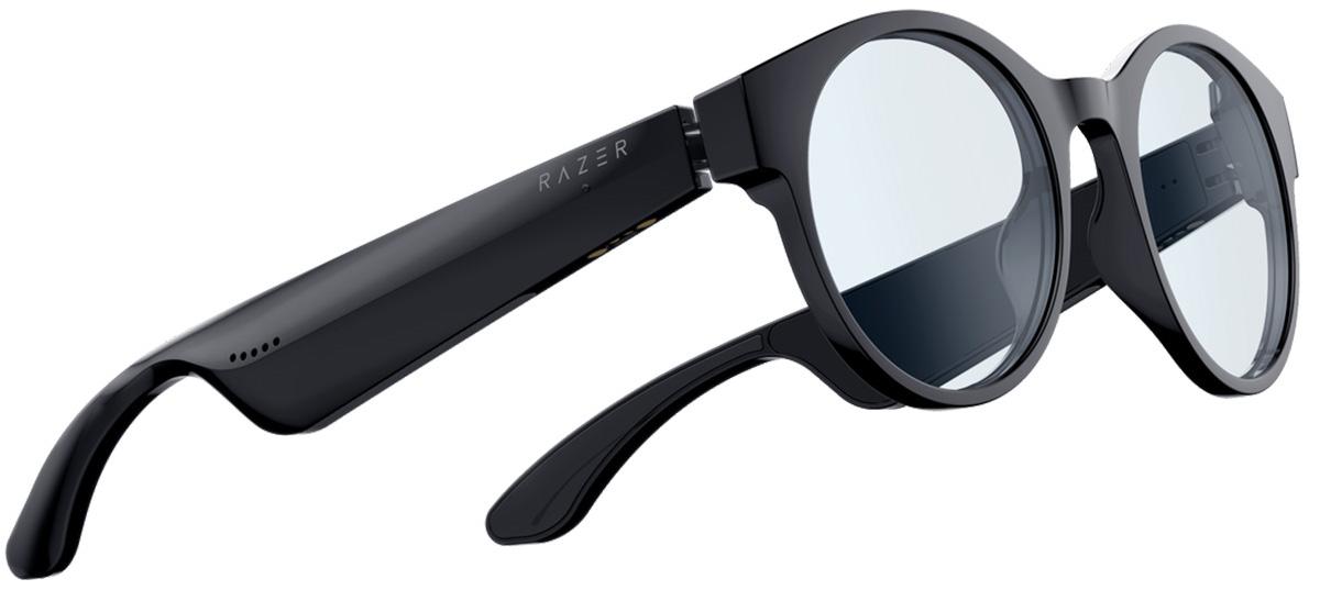 Razer ANZU Smart Glasses - Round Blue Light + Sunglass Small Size - Razer 1.28.80.12.108