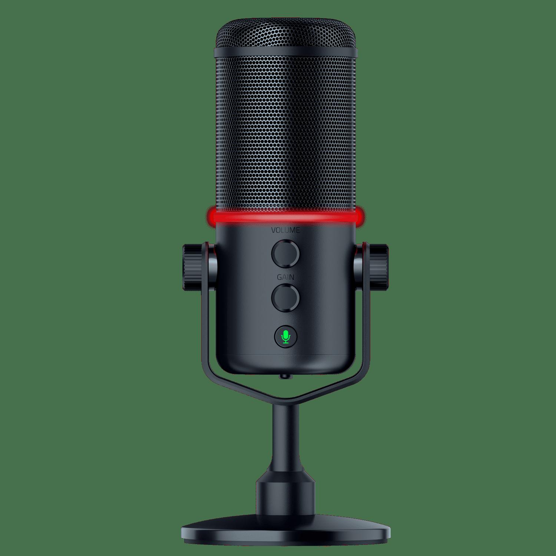 Razer SEIREN ELITE - Professional USB Digital Microphone with Distortion Limiter - Razer 1.28.80.26.093