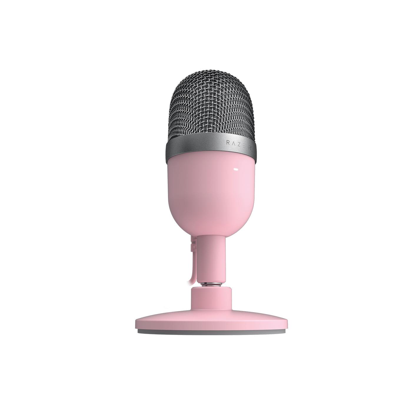 Razer SEIREN MINI QUARTZ PC/PS4/PS5/MAC USB Microphone with Shockmount - Razer 1.28.80.26.158
