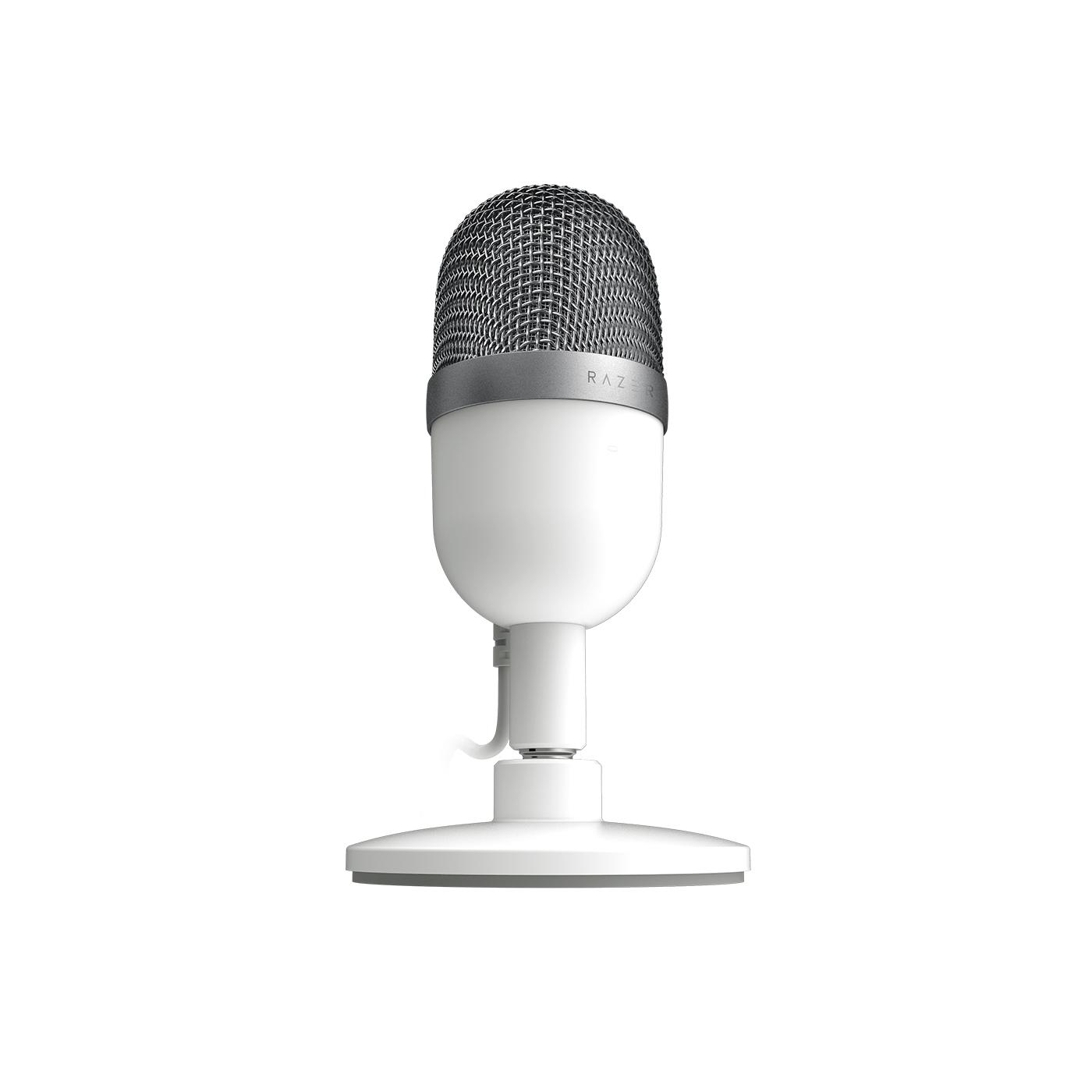 Razer SEIREN MINI MERCURY PC/PS4/PS5/MAC USB Microphone with Shockmount - Razer 1.28.80.26.159