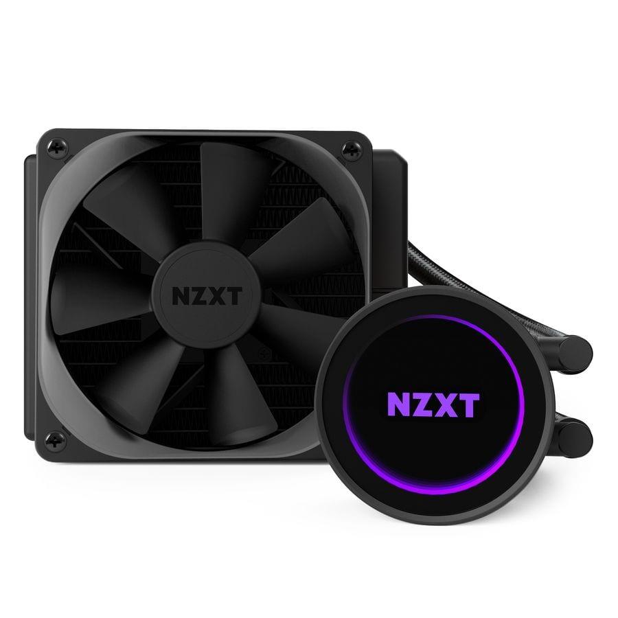 NZXT Kraken M22 (120mm) Variable Speed Liquid Cooler - NZXT 2.31.62.00.049