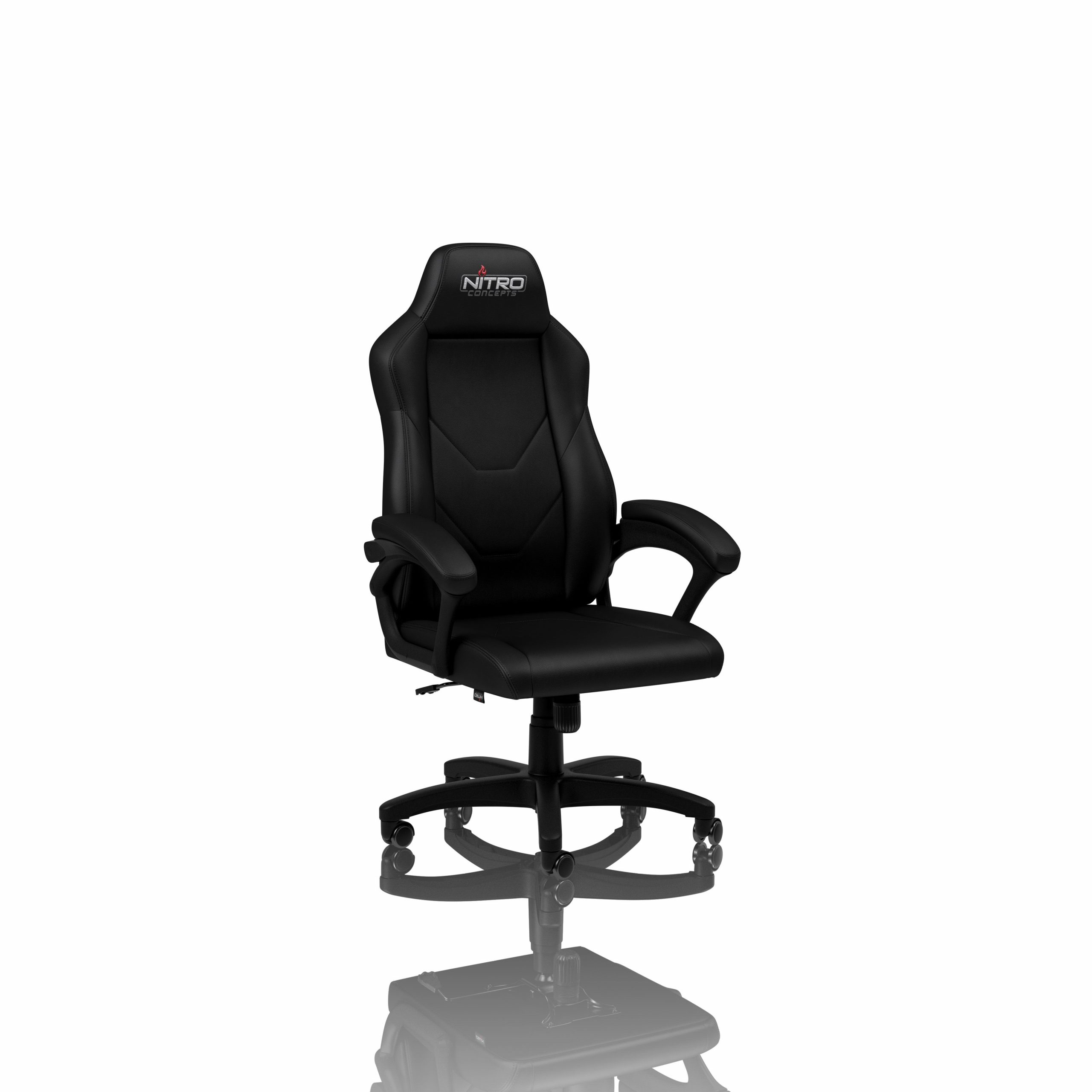 Nitro Concepts C100 Gaming Chair - black - CASEKING 2.35.63.02.001
