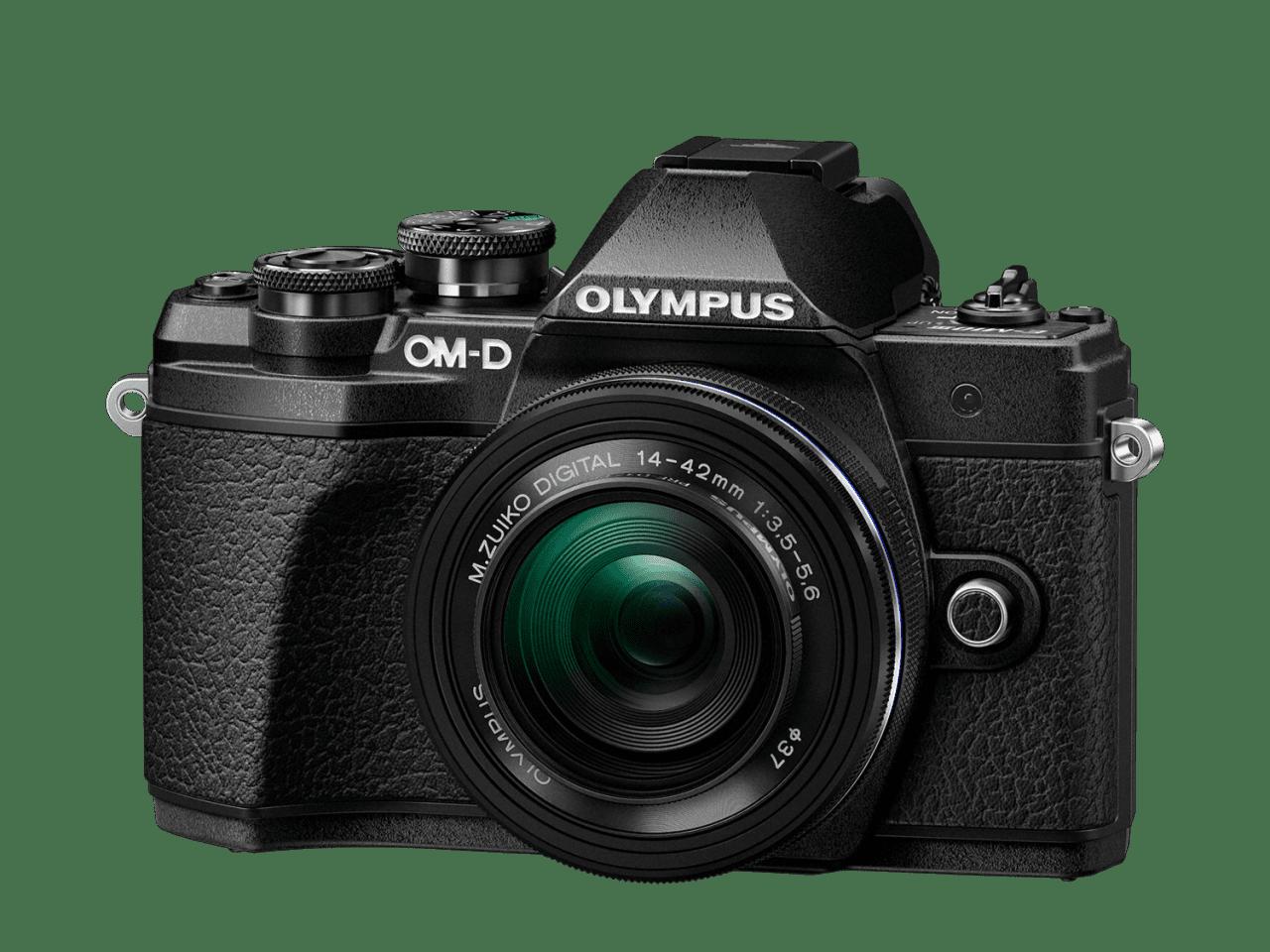 OLYMPUS E-M10 III Pancake zoom Μαύρη + EZ-M1442 EZ ΚΙΤ Μαύρο V207072BE000 - Olympus 9.01.03.03.115