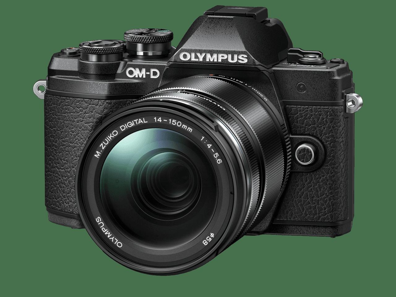 Olympus E-M10 Mark III Black + 14-150mm Black Kit - Olympus 9.01.03.03.121