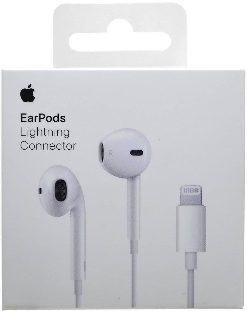 Apple EarPods Lightning MMTN2ZM Retail