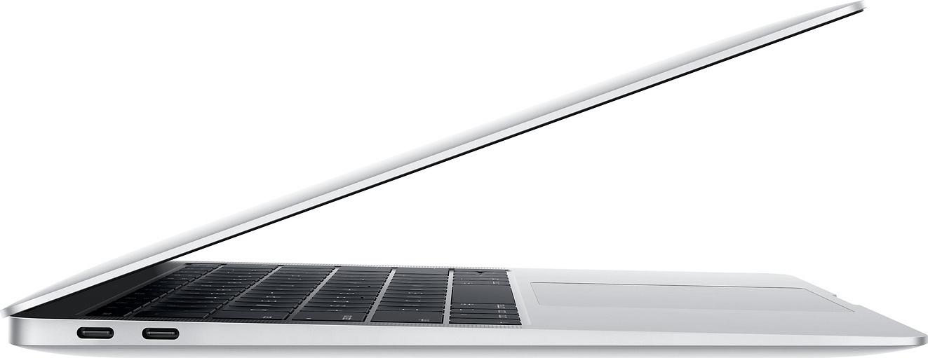 Apple MacBook Air MREA2 13.3'' 1.6GHz i5/8GB/128GB Retina 2018 Silver English Keyboard Με Αντάπτορα Πληρωμή έως 24 δόσεις