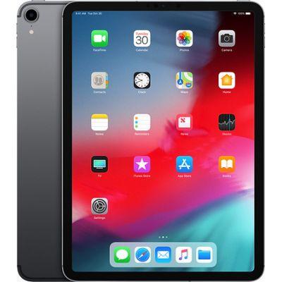 Apple iPad Pro 11'' 2018 WiFi And Cellular 64GB Space Grey Με Αντάπτορα Πληρωμή έως 24 δόσεις